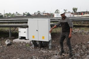 The Democratic Republic of Congo now has the largest off-grid solar hybrid production facility in sub-Saharan Africa. This installation is the work of Nuru SARL, a Congolese company working to improve connectivity to electricity for the people of DRC.